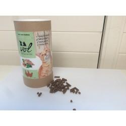 Vol voeding Rund geperste bite voor de kat 900 gr.
